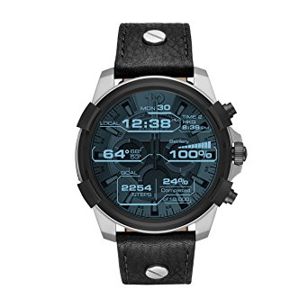 Diesel - DZT2001 - Heren Horloge