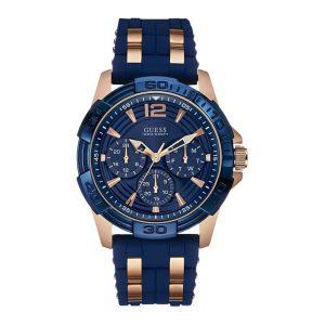 GUESS - W0366G4 - Heren horloge