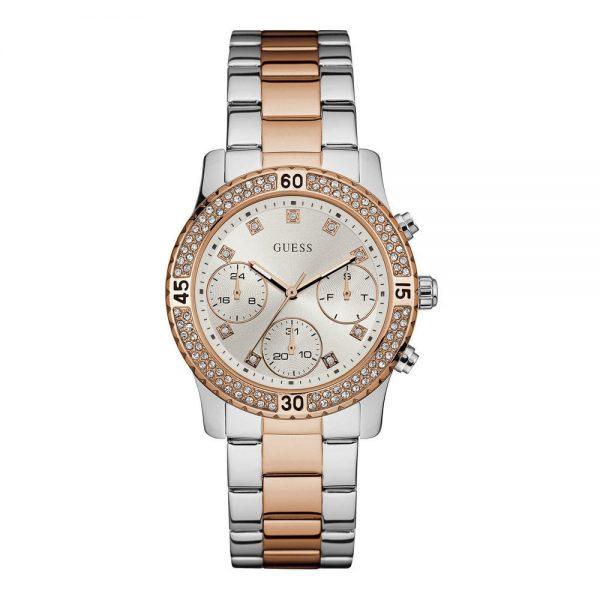 GUESS - W0851L3 - Dames horloge