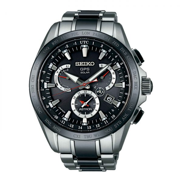 Seiko Astron - SSE041J1 - Heren horloge